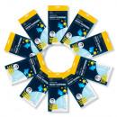 Disposable hygiene mask MOMO WAY 5 pack
