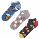 Socken SOXO Herrensocken - 3er Pack