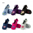 wholesale Shoes: SOXO knitted  slippers for  women, shoes, ...
