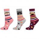 SOXO 3 pack terry 25-28 children's socks