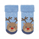 grossiste Vetements enfant et bebe: Chaussettes de Noël pour enfants, chaussettes de r