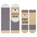 SOXO Mama bear / Baby bear set
