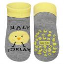 Großhandel Strümpfe & Socken: SOXO Socken mit ABS - ein kleines Küken