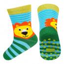 Großhandel Strümpfe & Socken: SOXO Babysocken mit Bauchmuskeln - LINKS