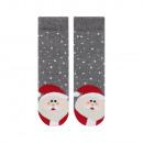 Calze di Natale per bambini, calzini di Babbo Nata