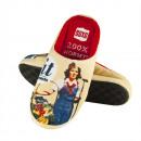 Hausschuhe für Frauen SOXO PRL, Schuhe Schuhe