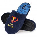 Men's slippers for a gift SOXO in a box 41-42