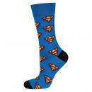SOXO men's socks Superman 40-45