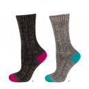 Großhandel Strümpfe & Socken: Weibliche Socken, SOXO, weiche Socken