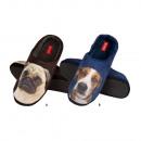 wholesale Shoes: Slippers for men,  home, SOXO, Fotokapcie dogs