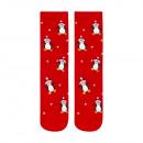 wholesale Stockings & Socks: Christmas sock, socks with penguins, socks