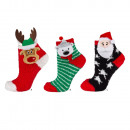 SOXO  children's socks, Christmas