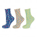 wholesale Stockings & Socks: Female socks,  SOXO, multicolored socks