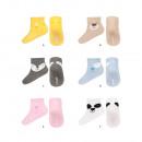 calzini del bambino, calzini SOXO facce