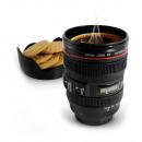 wholesale Pictures & Frames: Mug Mug Camera Lens with Lid