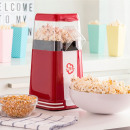 wholesale Car accessories: Retro Red Popcorn Machine 1200W