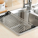 Non-slip Folding Drainer for Sink and Washbasin