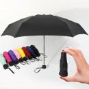 Großhandel Regenschirme: Faltbarer Mini-Regenschirm