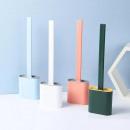 wholesale Drugstore & Beauty: TOILET BRUSH: Flexible Silicone Toilet Brush