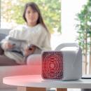 HEATCUBE: Portable Electric Mini-Heater