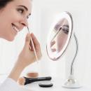 hurtownia Make-up: Lustro powiększające LED z elastycznym ...
