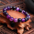 wholesale Jewelry & Watches: Bracelet Spirituality in Violet Agates