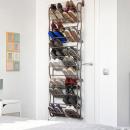 Cipőtartó 36 pár lógni az ajtón