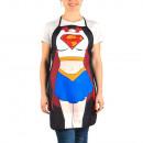 Fűző kötény Digital Printing Superwoman