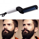 Multifunction straightener of beards and hair
