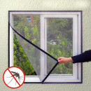 Mosquito Net for Window with Velcro Fastener
