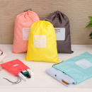 wholesale Suitcases & Trolleys: Pack of 4 waterproof suitcase organizers