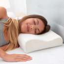 wholesale Bedlinen & Mattresses: Ergonomic pillow with shape memory