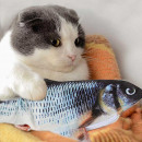 wholesale Pet supplies: FLIPPITYFISH: Fish Toy for Moving Cat