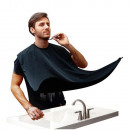 Innovative Barbier Apron for Beard Shave