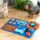 Addestramento di cani e tappetino di ricerca - Foo