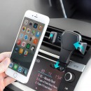 wholesale Telephone: Gravitational phone holder for car