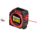Measure King 3-in-1 Digital Laser Tape Measure