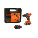 grossiste Electronique de divertissement: Black & Decker  10.8V Lithium perceuse compacte