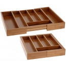 wholesale Houshold & Kitchen: Adjustable cutlery Bambus 37-48 cm.