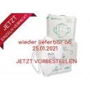 neu FFP2 Atemschutzmaske