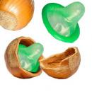 Scherzartikel  Kondom Haselnuss Partygadget