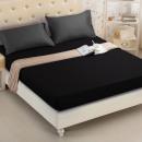 nagyker Otthon és dekoráció: lap Jersey 140x200 fekete