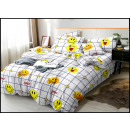 Bedding set coton 160x200 3 Parts A-3303 -