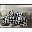 Bedding set coton 160x200 3 Parts A-3759-