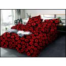 Bedding set coton 160x200 3 Parts A-3305 -