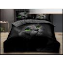 mayorista Casa y decoración: Juego de cama algodón 160x200 3 partes A-4918