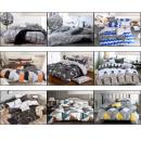 Bedding set coton 200x220 Mix of Designs
