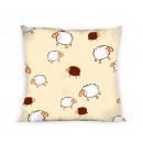 wholesale Cushions & Blankets: duvet cover 40x40 Lambs Ecru