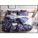Großhandel Home & Living: Bettwäsche-Set Baumwolle 200x220 3 Stück C-3698 -