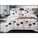 Bedding set coton 160x200 4 parts A-5146